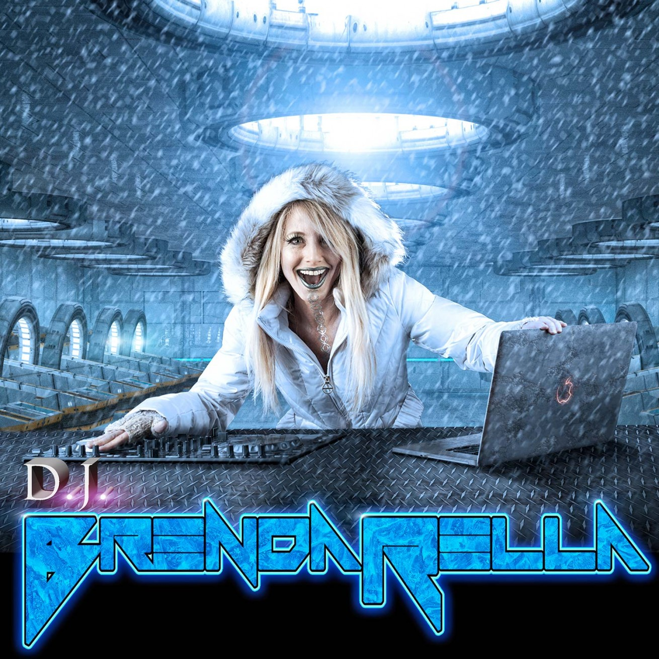 BrendaRella CD Cover